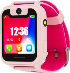 Смарт-часы Atrix Smart Watch iQ1700 IPS Cam Flash Pink (iQ1700 Pink)
