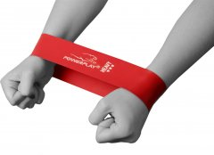 Резинка для фитнеса PowerPlay 4114 Heavy Красная (PP_4114_Red_Heavy)
