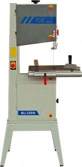 Ленточная пила FDB Maschinen MJ350N для распиловки древесины и полимеров (826269)