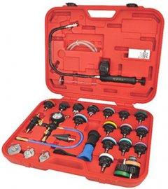 Набор для тестирования давления в радиаторе Toptul JGAI2801 28 ед.