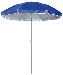Зонт пляжный с наклоном Kodor 2.0 Anti-UV Ultramarine Blue (ЗП200синий)