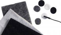 Комплект ветрозащиты Rycote Mix Colours Undercovers 30 шт. (065504)