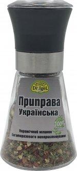 Приправа Dr.IgeL украинская в мельнице 35 г (4820222990073)