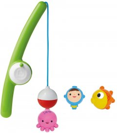 Игрушка для ванны Munchkin Веселая рыбалка (01168401) (5019090116848)