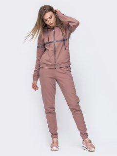 Спортивный костюм Dressa 45784 48 Розовый (2000005531484)
