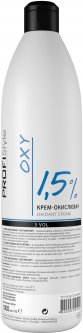 Крем-окислитель PROFIStyle Oxi 1.5% 1000 мл (4820003291245)