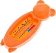 Термометр для воды Кроха Медведь Оранжевый (4820207010185)