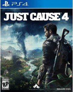 Игра Just Cause 4 для PS4 (Blu-ray диск, Russian subtitles)