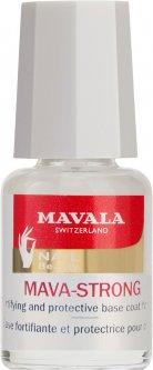 Базовое покрытие Mavala Mava-Strong для защиты и укрепления 5 мл (7618900990616)