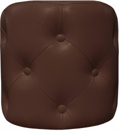 Пуфик Rondi Люси Темно-коричневый (1410198334)