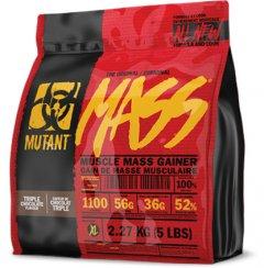 Гейнер Mutant Mass2270г TripleChocolate (627933026664)