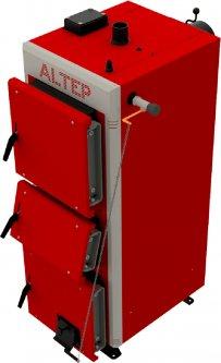 Твердотопливный котел ALTEP Duo Uni Plus 27 кВт (комплект ручная)