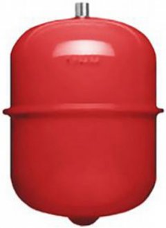 Расширительный бак CIMM ERE 12 Красный (820012)