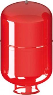 Расширительный бак CIMM ERE CE 35 cs с кронштейном Красный (820035/003)