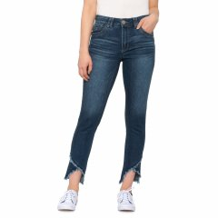 Джинси Democracy AbTechnology Tulip Frayed Ankle Blue Jeans , M (44) (11084583)