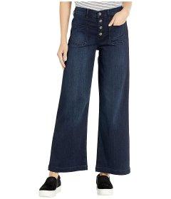 Джинси Liverpool Regan High-Rise Wide Leg Exposed Button Jeans in Sabina Sabina, M (44) (11080540)