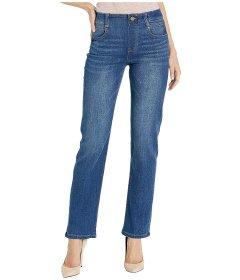 Джинсы Liverpool Gia Glider/Revolutionary Pull-On Straight Jeans in Cartersville Cartersville, XS (40) (10898578)