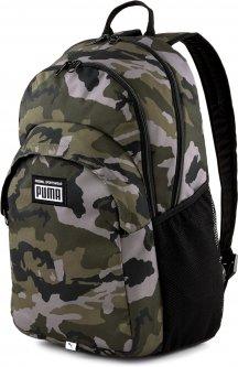 Рюкзак Puma Academy Backpack 07730104 Forest Night-Camo Aop (4062453787897)
