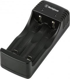 Зарядное устройство Westinghouse WBC-004-DB для 2-х аккумуляторов 18650 (889554004807)