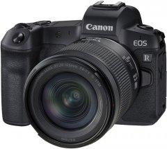 Фотоаппарат Canon EOS R 24-105mm F4-7.1 IS STM Kit Black (3075C129AA) Официальная гарантия!