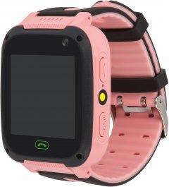 Смарт-часы Discovery iQ4200 Camera LED Light GPS Pink