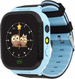 Смарт-часы Discovery iQ4300 Camera LED Light GPS Blue