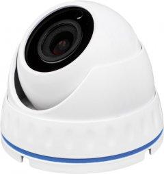 AHD купольная антивандальная видеокамера Green Vision GV-083-GHD-H-DOS20-20 1080Р (LP7644)