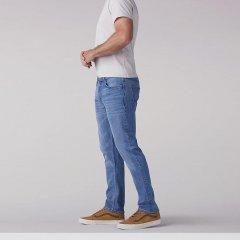 Джинси Lee Slim Fit Tapered Leg Waldo W32 L32 світло-блакитні (9195173232)