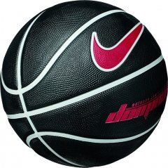 Мяч баскетбольный Nike Dominate №7 Black/White/White/Red Size 7 (N.000.1165.095.07)
