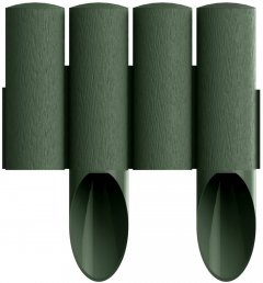 Газонное ограждение Cellfast Standard 2.3 м Зеленое (34-042)