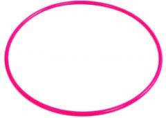 Обруч гимнастический пластиковый Joerex 89 см Розовый (JD89020P)