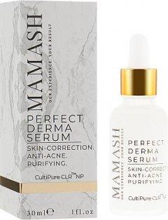 Сыворотка для лица Сыворотка для усовершенствования проблемной кожи с профессиональным растительным комплексом Mamash Perfect Derma 30 мл (4820229320194)