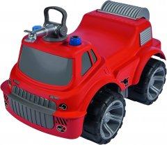 Машинка для катания малыша BIG Пожарная красная с водным эффектом (55815)