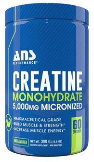 Креатин ANS Performance Моногидрат 5000 мг Микронизированный 300 г (671680)