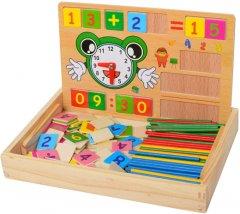 Деревянная игрушка Bambi Набор первоклассника (MD 1315)
