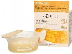Воск нежный для депиляции деликатных зон Acorelle Пчелиное молочко органический 100 г (3700343040141)