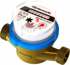 Счетчик воды GROSS ETK-UA 20-130