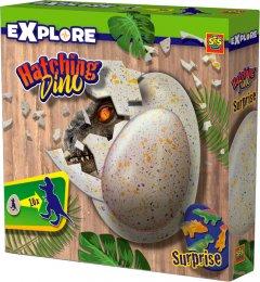 Растущая игрушка Ses Creative Дино в яйце в ассортименте (8710341250638) (25063S)