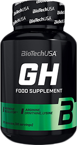Стимулятор тестостерона Biotech GH Hormone Regulator 120 капсул (5999076234257)