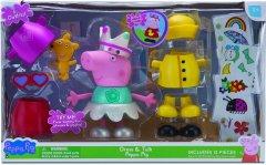 Игровой набор Peppa Figurines Музыкальная Пеппа Модница (96642) (6900006507531)