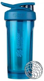 Спортивная бутылка-шейкер Blender Bottle Strada Tritan 28oz/820ml Ocean Blue (ORIGINAL)