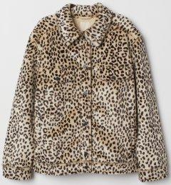 Куртка H&M 7451479 M Бежева (5000000468058)