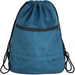 Сумка для обуви Cool For School CFS с 2 молниями с расширением унисекс Темно-синяя (CF85759-24)