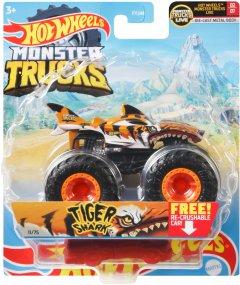 Базовая коллекционная машинка-внедорожник Hot Wheels серии Monster Trucks 1:64 , в асортименті (FYJ44)