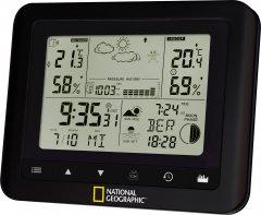 Метеостанция National Geographic Weather Stations Black