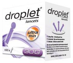 Ланцет DROPLET 30G 100 (5907996095018)
