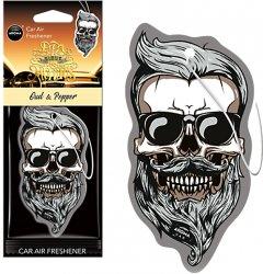 Ароматизатор Aroma Car Dia De Los Muertos Oud&Pepper Skull (5902846831204)