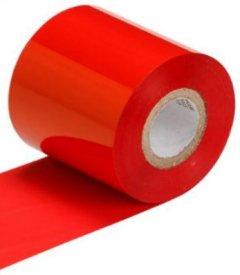 Риббон ATM WAX/Resin 40 мм x 300 м Out Red (WAX/Resin 40x300м Out Red)