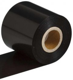 Риббон ATM Resin Textile 110 мм x 300 м Out Black (Resin Textile 110x300м Out)