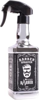 Пульверизатор Hairway Barber серый хром (4250395417525)